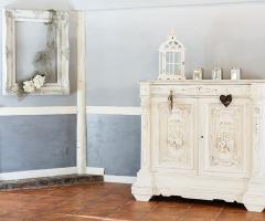 Villa Valente - Lo stile interno