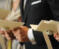 Libretto e letture per la messa di matrimonio