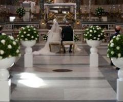 5 idee per l'allestimento della chiesa per il matrimonio... prendi spunto!