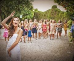 Quando fare il lancio del bouquet? I 6 dubbi più frequenti delle spose