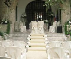 5 consigli per un matrimonio total white