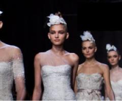 Abiti da sposa 2016: tutto sulle sfilate di New York