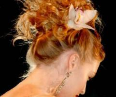 5 idee last minute per l'acconciatura da sposa