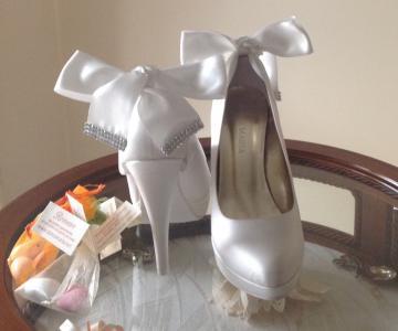 Scarpe Sposa Taranto.Donnamaria Romano Calzature Le Scarpe Per Il Matrimonio Su