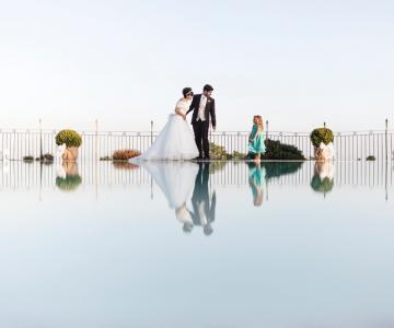 Patch Wedding Foto