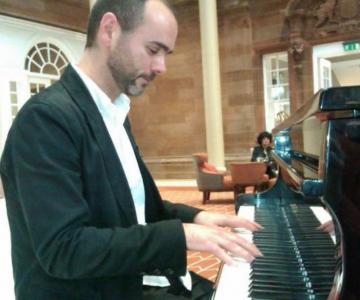 Marco Baldi Organista