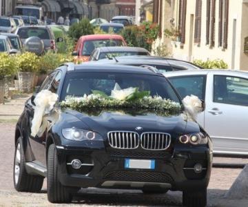 Bmw x6 Matrimoni