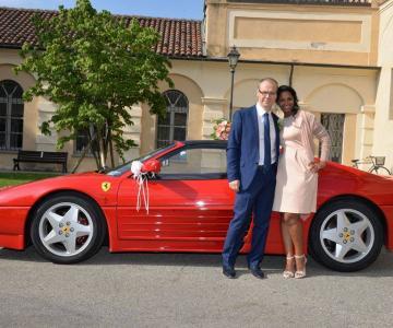 La Ferrari per il tuo matrimonio