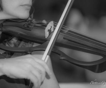 Barbara violinista eventi e matrimoni