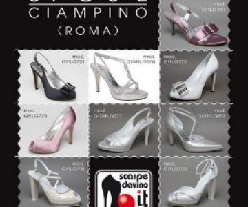 Scarpe e accessori sposa e sposo a Roma - LeMieNozze.it be69475bfab