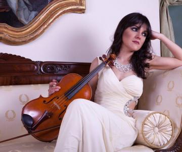 Giulia Ermirio Violista e Violinista