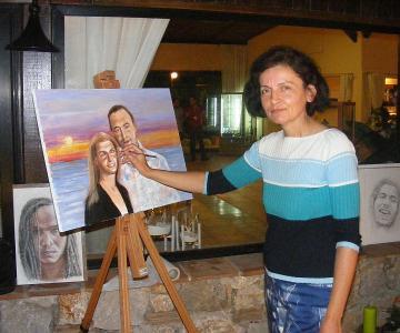 Pittrice ritrattista