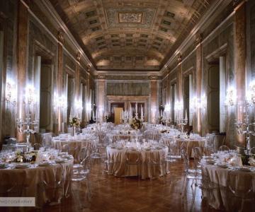 La Rosa Bianca Weddings & Luxury Events