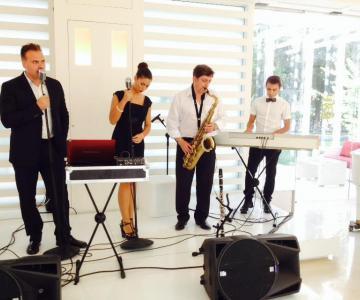 Trio musicale per il matrimonio in Puglia