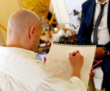 Luca Meo Caricaturista