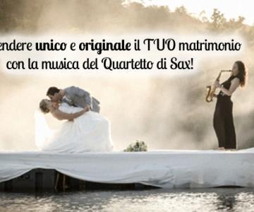 Sposa Melodika - Wedding Sax Quartet