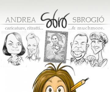 Sbrò - Caricature, ritratti & muchmore