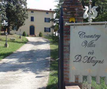 Country Villa Ca' De Magni