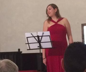 Beatrice Fanetti Mezzo-soprano