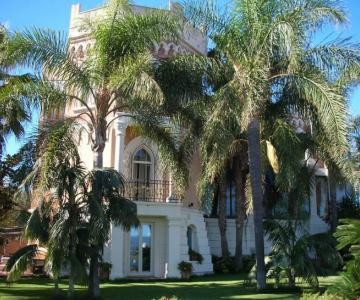 Villa luna sale ricevimenti location matrimoni messina for Due palme arredamenti