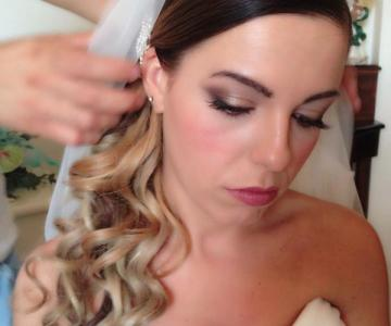 Manola Spaziani make up