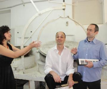 Salsamba Trio