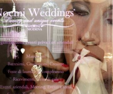 Noemi Weddings Atelier di Modena