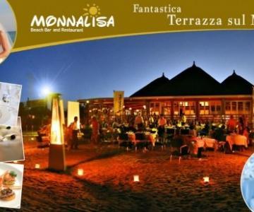 Monnalisa Restaurant - Terrazza sul mare