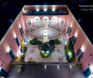 Villa Ciardi già Conti Curtopassi - Bisceglie