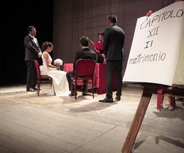 Matrimonio a Teatro di Giulia Zucconi