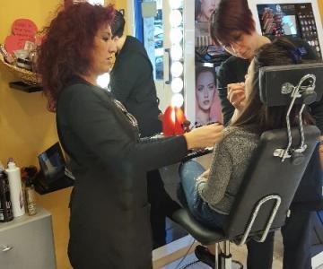 Rosa Laguardia Hair Style