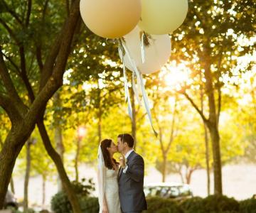 Art & Decor - Allestimento con palloncini