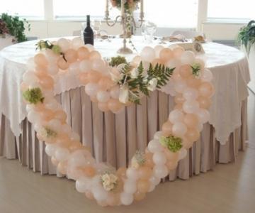 Addobbi per il matrimonio a torino il punto esclamativo - Decorazioni matrimonio palloncini ...