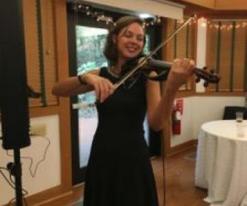 Laura Bailo Violinista