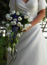 Bouquet sposa di tulipani