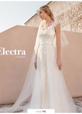 Angela Pascale Spose - Abito da sposa modello Electra - Nuova Collezione 2017