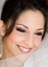 Trucco smokey eyes per la sposa