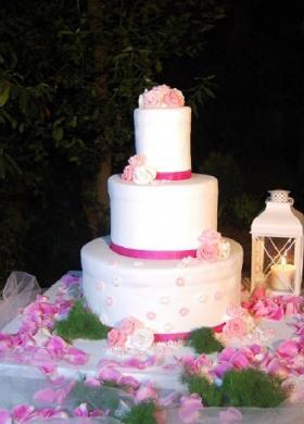 Torta di matrimonio