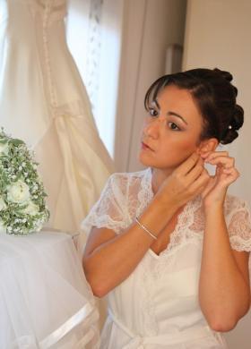 Preparazione sposa - Sarart Make Up