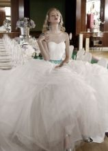 Abito da sposa con scollo a cuore - Collezione Spose da Red Carpet - Sposa Diva