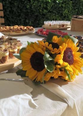 Fiorideapontirolo - Il bouquet girasole