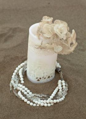 Daniela Gristina - Collana di perle per la sposa