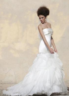 Angela Pascale Spose - Abito da sposa con gonna in tulle