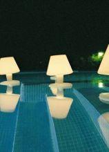 Illuminazione piscina