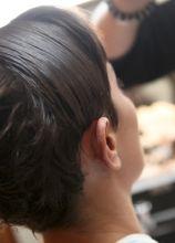 Acconciatura per i capelli corti