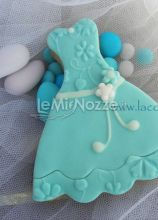 Biscotto per il matrimoni - Abito da cerimonia