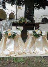 La seduta degli sposi