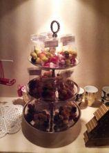 Fruttini di marzapane da offrire agli invitati