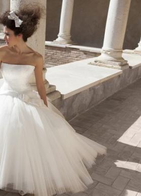 Angela Pascale Spose - Abito da sposa stile ballerina