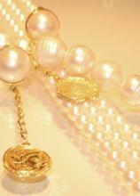 Parure di perle per il matrimonio